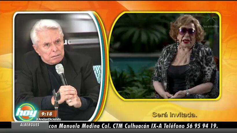 ¡Enrique Guzmán revela si invitará a Silvia Pinal a su festejo!