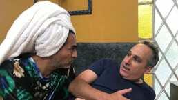 """Video: Raúl """"El Negro"""" Araiza y Julio Bracho protagonizan apasionada escena de besos en """"Alma de ángel"""""""