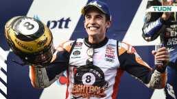 Marc Márquez logra su sexto campeonato mundial en Moto GP