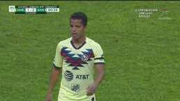 ¡Giovani reaparece ante Santos tras lesión frente a las Chivas!