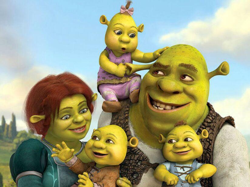 'Shrek Tercero' recaudó $798 millones de dólares.