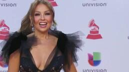 Así se vivió la alfombra roja de los Latin Grammy