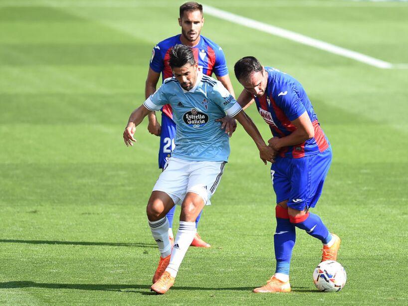 SD Eibar v RC Celta - La Liga Santander