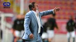 "Herrera sobre Benedetti: ""Esperemos que no sea nada grave"""