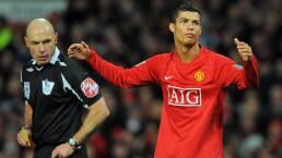 Árbitro deseó que Cristiano Ronaldo fallara un penal