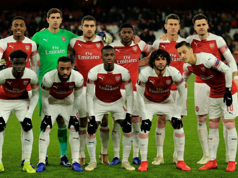 Arsenal v Qarabag FK - UEFA Europa League - Group E