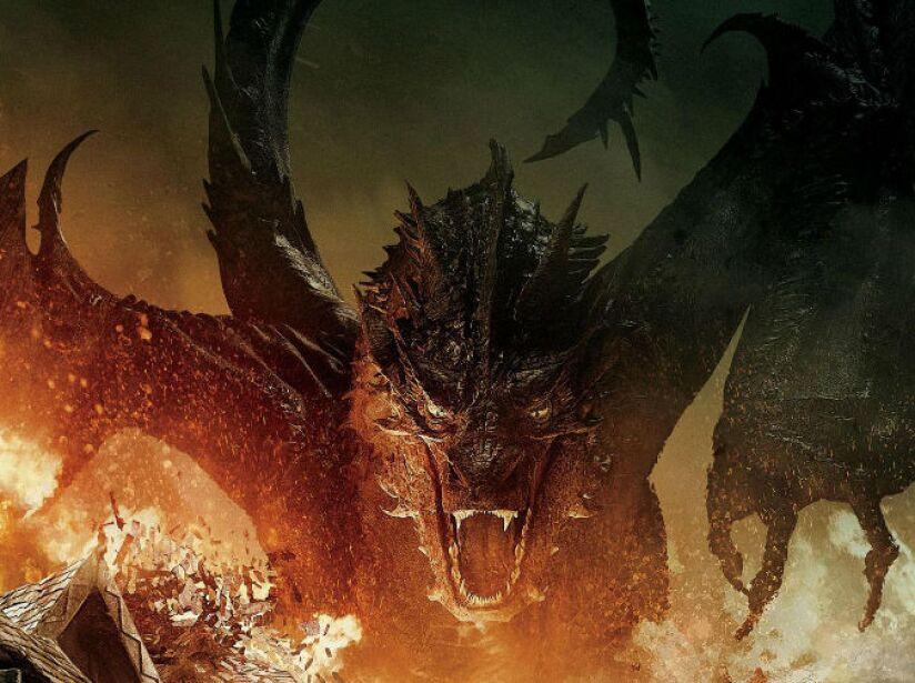 1. Smaug: El valor de la riqueza del dragón de El Hobbit es de 54.100 millones de dólares. Producto del saqueo.