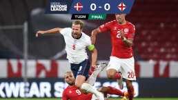 Dinamarca empata ante Inglaterra en UEFA Nations League
