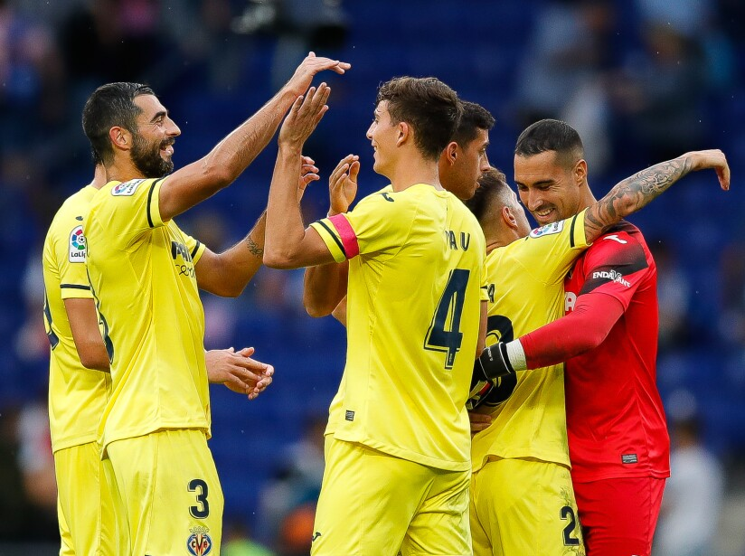 RCD Espanyol v Villarreal CF - La Liga