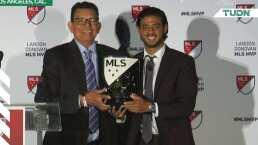 Carlos Vela es reconocido como el Jugador Más Valioso de la MLS
