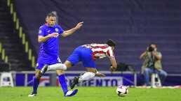 Cruz Azul pierde a Pablo Aguilar para el partido contra América