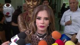 Lucía Méndez recuerda cuando su vida peligró al lado de 'Cantinflas'