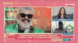 Merenglass prepara colaboración con Mi Banda El Mexicano para crear un estilo 'technobandarengue'