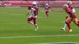 ¡El velocista! Killer Murray la hace personal y anota para Cardinals