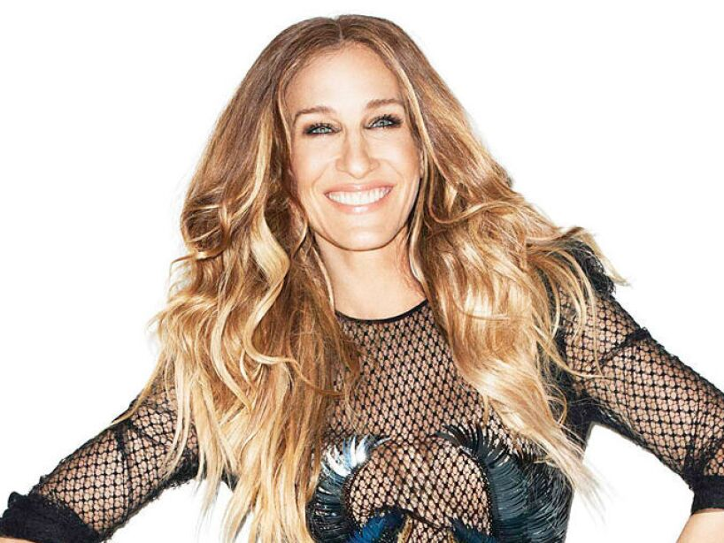 7. Sarah Jessica Parker: La actriz de Sex and the City mide 1.60 metros de puro glamour.