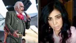 Lupita Castro asegura que también fue acosada por Vicente Fernández y que además la censuró