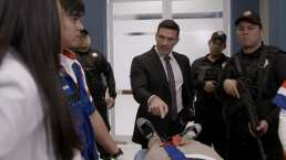 C76: Carlos Ibarra amenaza a Regina