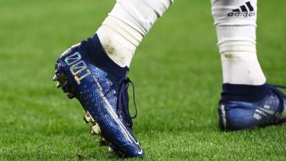 Estos Nike Mercurial Dream Speed #001 fueron usados por Cristiano Ronaldo en el partido entre Juventus y Parma el 19 de enero del 2020.