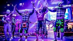 Místico y Carístico son nuevos campeones en parejas del CMLL