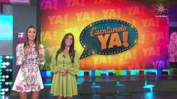 CUÉNTAMELO YA!: Programa completo del Lunes 18 de enero