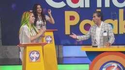 Además de revisar su celular, Lizbeth Rodríguez pone a bailar a Raúl Araiza en TikTok