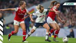 El primer derbi londinense femenil rompe récord de asistencia en Inglaterra