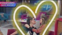 """""""Estás más chula de cerca"""": Andrea Legarreta admira la belleza de Galilea Montijo"""