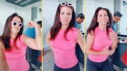 """Eugenio Derbez ignora a Alessandra Rosaldo mientras protagoniza divertido baile: """"Creo que soy parte de la decoración"""""""