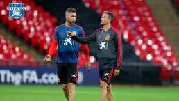 Luis Enrique no entra en líos sobre Sergio Ramos a Juegos Olímpicos