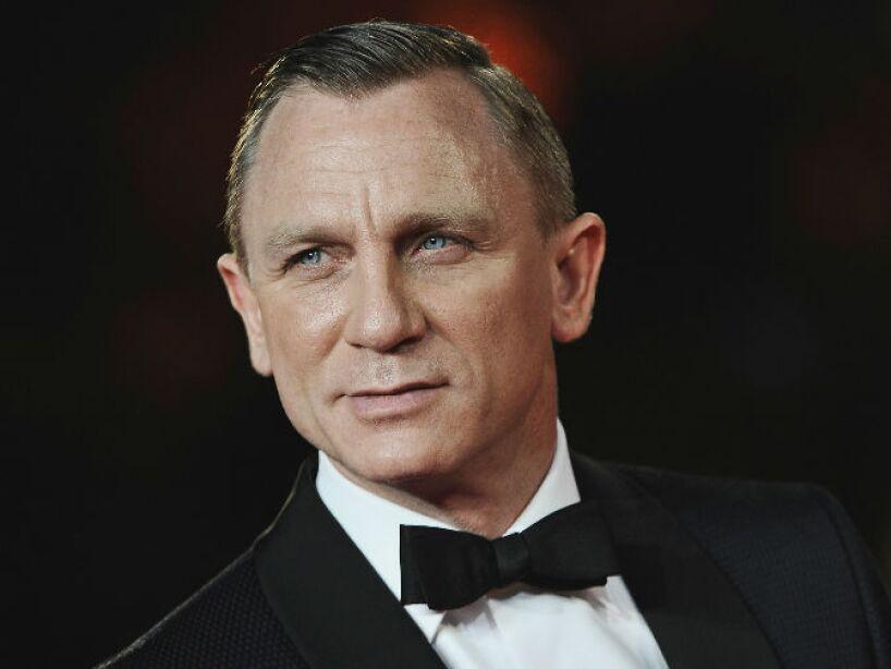 10. Daniel Craig: Se vio obligado a dormir en los bancos del parque Hyde Park de Londres, ya que no tenía adónde ir.