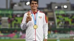 Juan Carlos Villarreal da otra medalla de Oro a México