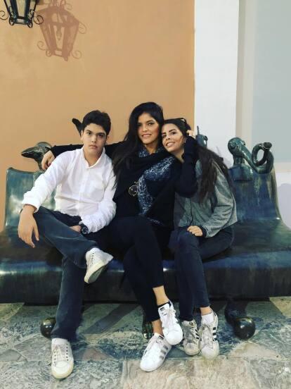 Desde la muerte de Mariana Levy en 2005, Ana Bárbara se ganó el amor de los hijos de la actriz y aquí te contamos cómo pasó de madrastra a mamá