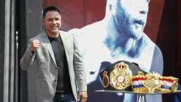 """De la Hoya: """"Canelo vs Golovkin III se tiene que hacer"""""""