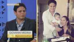 Giovanni Medina manda contundente mensaje a Ninel Conde: 'no sigamos exponiendo a nuestro hijo'