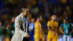 """¿Contento? Ignacio Ambriz: """"Supimos contrarrestar a Tigres"""""""