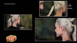 VIDEO: ¡Peinados 3 en 1 para toda ocasión!