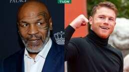 """¡Tyson cargó contra el 'Canelo'! Le pide que deje de """"elegir a sus rivales"""""""