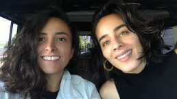 """""""Te amo con todo mi ser"""": Esmeralda Pimentel le dedica mensaje a Bárbara Arredondo"""