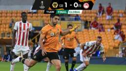 Raúl Jiménez lleva a los Wolves a Cuartos de la Europa League