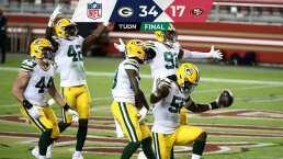 49ers cargaron con dura derrota ante Packers