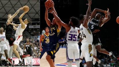 Con doble victoria de los Pacers sobre los Kings comienza la pretemporada de la NBA.