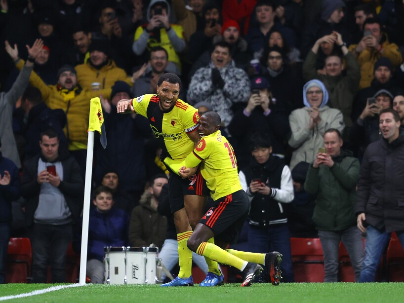 Watford FC v Liverpool FC - Premier League