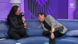 Así reacciona Yolanda Andrade cuando Pepillo Origel bromea con ella sobre Verónica Castro
