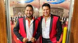 Walo, de Banda MS, bromea con Alan Ramírez por traer su pantalón roto: 'Urge trabajar'