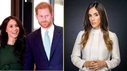 Sandra Echeverría revela las posibles razones por las que Meghan Markle renunció a la realeza