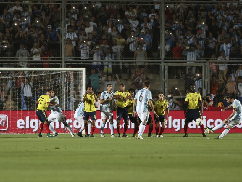 Argentina v Colombia - FIFA 2018 World Cup Qualifiers