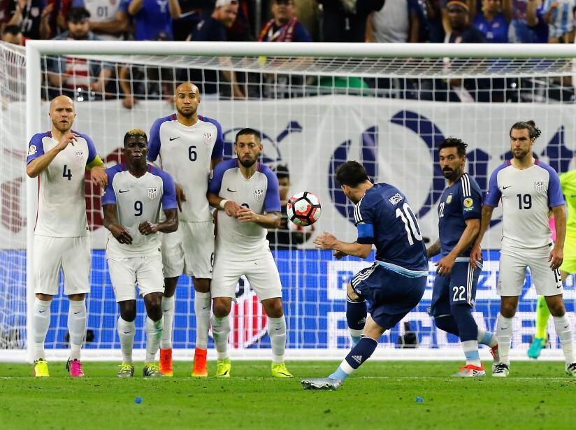 United States v Argentina: Semifinal - Copa America Centenario