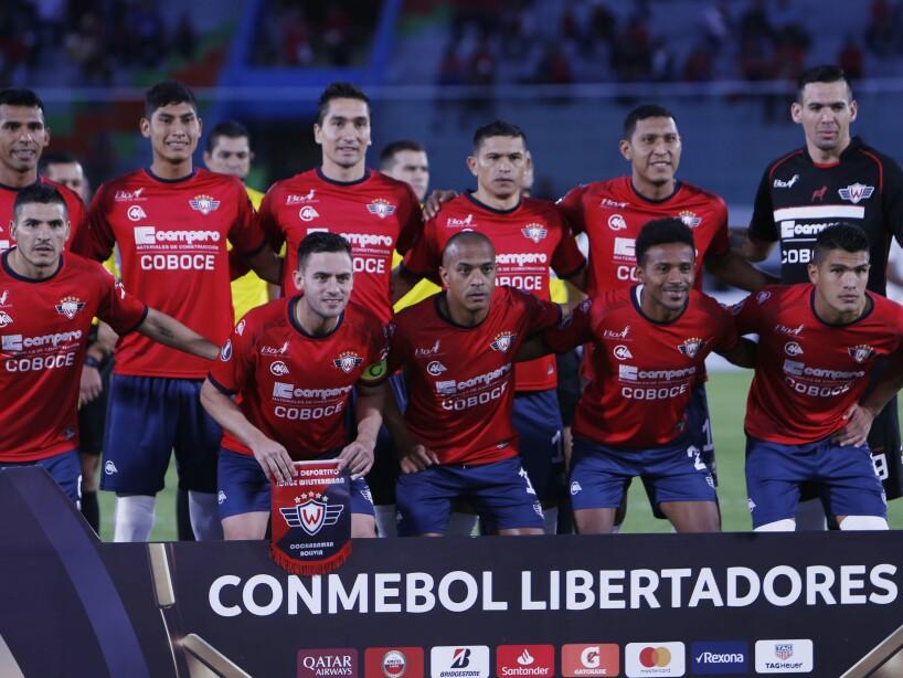 Bolivia Brazil Soccer Copa Libertadores