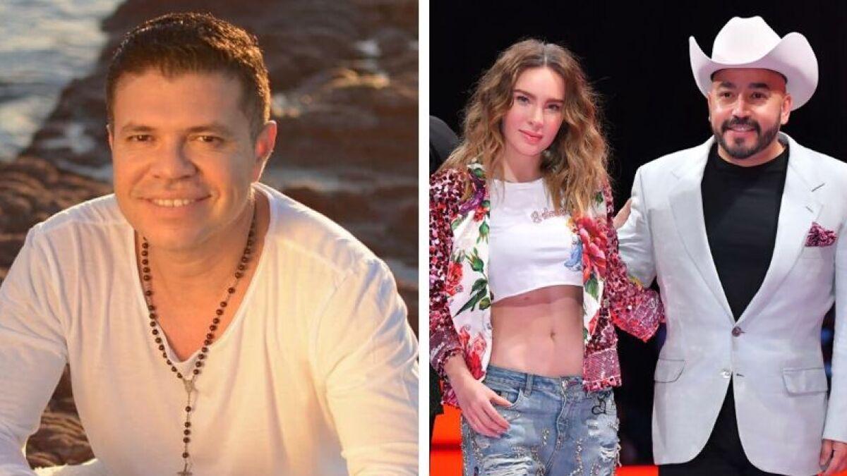 """Jorge Medina reacciona al romance de Lupillo y Belinda: """"Qué poco caballeroso, eso no se dice"""" - Las Estrellas TV"""