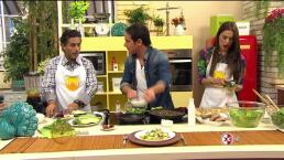 Cocina Chef Gibaja hoy 14 agosto 2014
